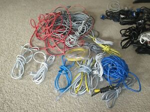 ETHERNET CABLES START AT $3. EACH CALL 519-673-9819 London Ontario image 1