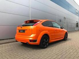 2006 56 reg Ford Focus 2.5 ST2 Orange 3door + Nice Spec ST