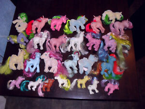Old school My Little Ponies Prince George British Columbia image 1