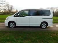 Nissan Serena 2.0 HIGHWAY STAR AUTOMATIC 8 SEATER RECENTLY SERVICED MPV Petrol A