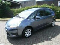 2010 Citroen C4 Picasso 1.6 HDI AUTOMATIC EXCLUSIVE EGS6 LHD (Left Hand Drive) M