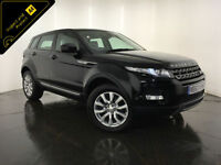 2013 63 RANGE ROVER EVOQUE PURE TECH ED4 DIESEL 1 OWNER FINANCE PX WELCOME