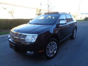 "2009 Lincoln MKX - AWD - PANORAMIC ROOF - 20"" WHEELS"