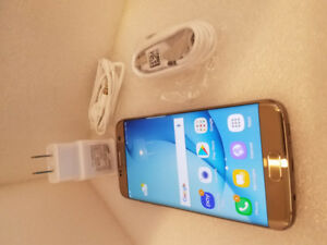 SAMSUNG GALAXY S7 EDGE GOLD 32GB *UNLOCKED TO ALL CARRIERS*