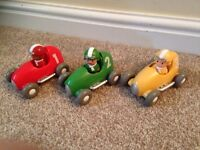 Happyland Retro Racing Drivers