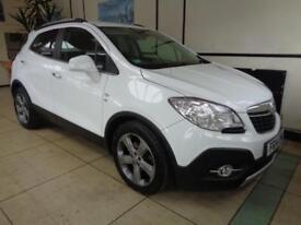 Vauxhall/Opel Mokka 1.7CDTi 16v ( 130ps ) FWD Auto 2014MY SE