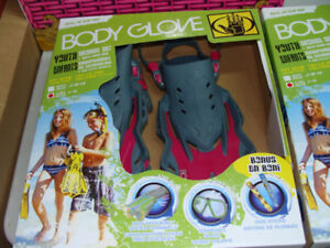 Ensemble de snorkeling Body Glove pour junior
