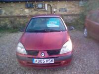 2005 Renault Clio 1.2 Rush