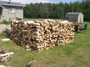 mixed firewood