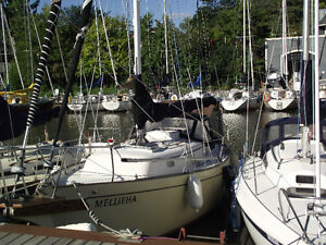 Model	 	Bayfield 32C Cutter Year		1977 Colour		beige  Immaculate
