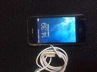 APPLE IPHONE 4 BLACK 16GB (UNLOCKED)