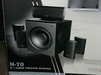 sourround sound speakers