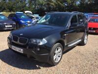 2007 BMW X3 2.0 20d SE 5dr