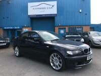 2004 BMW 3 Series 2.0 320d Sport Saloon 4dr Diesel Manual (153 g/km, 150