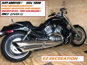 EZ RECREATION * MOTORCYCLES + PARTS + ACCESSORIES * SHOP