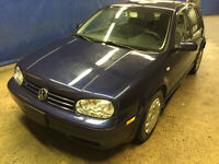 2004 Volkswagen VW Golf GLS Hatchback
