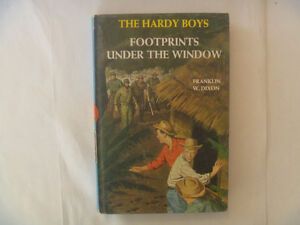 The HARDY BOYS Hardcovers (+ 4 PBs) - several to choose from