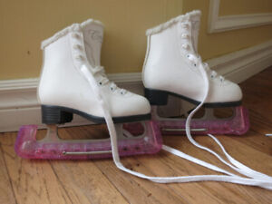 Girls Ice Skates Cameo 10J
