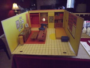 Original Barbie Dream House Circa 1962