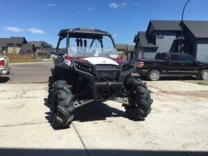 2011 rzr 800s loaded trade for boat