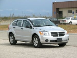 2007 Dodge Caliber Sport Hatchback  $1650 FIRM