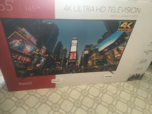 """65"""" 4K tv just bought on November 18th"""