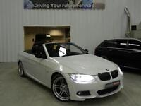 2012 BMW 3 SERIES 330D SPORT PLUS EDITION CONVERTIBLE DIESEL
