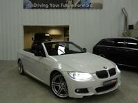 2012 BMW 3 SERIES 330D SPORT PLUS EDITION CONVERTIBLE DIESEL