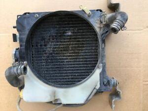 Kubota Used OEM Radiator 16861-72060 fits many models