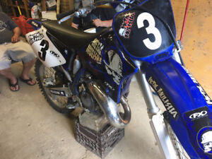 Yz 125 2002 with Ownership
