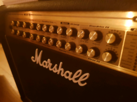 Marshall AVT275 & Footswitch Guitar Amplifier / Amp
