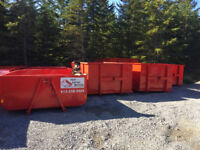 4 to 20 Yard Roll Off Dumpster Rentals