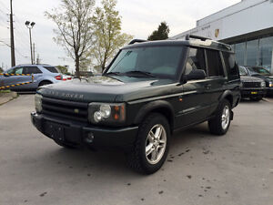 2004 Land Rover Discovery - BLOWOUT SALE