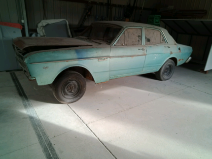 Ford xr 1966 falcon Brookfield Melton Area Preview