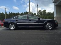 2004 Audi A8 L safety and E tested