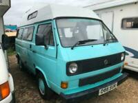 SPARES OR REPAIR VW TRANSPORTER T25 CAMPERVAN AUTOMATIC