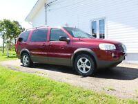 2005 Pontiac Montana tissus Fourgonnette, fourgon