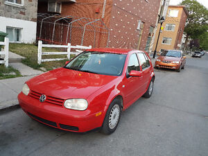 2003 Volkswagen Golf Bicorps