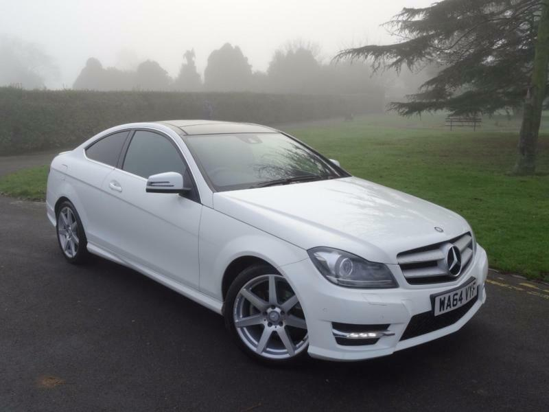 Mercedes c class c250 cdi amg sport premium plus coupe 2014 64 in redbridge london gumtree - Mercedes c class coupe 2014 review ...