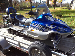 2006 BEARCAT 660 TURBO 4 STROKE