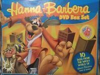 Hanna-Barbera 10 DVD box set. Flintstones, Wacky Races, Hong Kong phooey