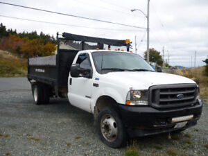 2003 Ford F-550 Dump Truck Other