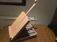 Artist's Table Top Box Easel Good Quality Hardly Used