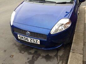 2006 Punto breaking 1.3 diesel
