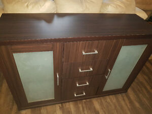 Sideboard/sofa table/buffet/server with lots of storage