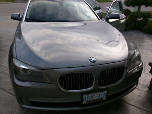 2009 BMW 750Li LWB-Navigation+ Back Up & side Cameras+ Rear DVD