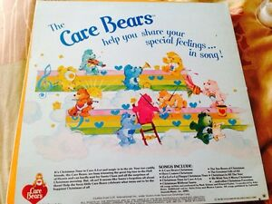 Care Bears Christmas album record LP Gatineau Ottawa / Gatineau Area image 2