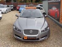 JAGUAR XF D SE Grey Auto Diesel, 2012