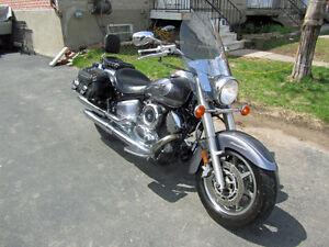 2004 Yamaha Silverado 1100cc