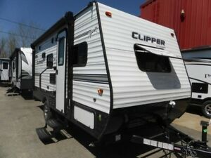 2019 Forest River Clipper de luxe 17BH 17 pieds
